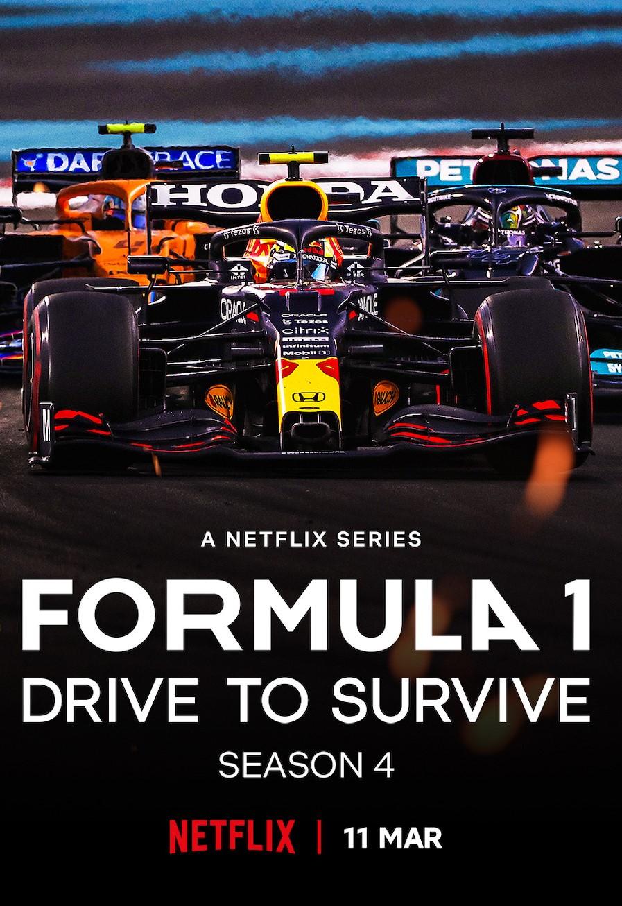 Formula 1: Drive to Survive kapak
