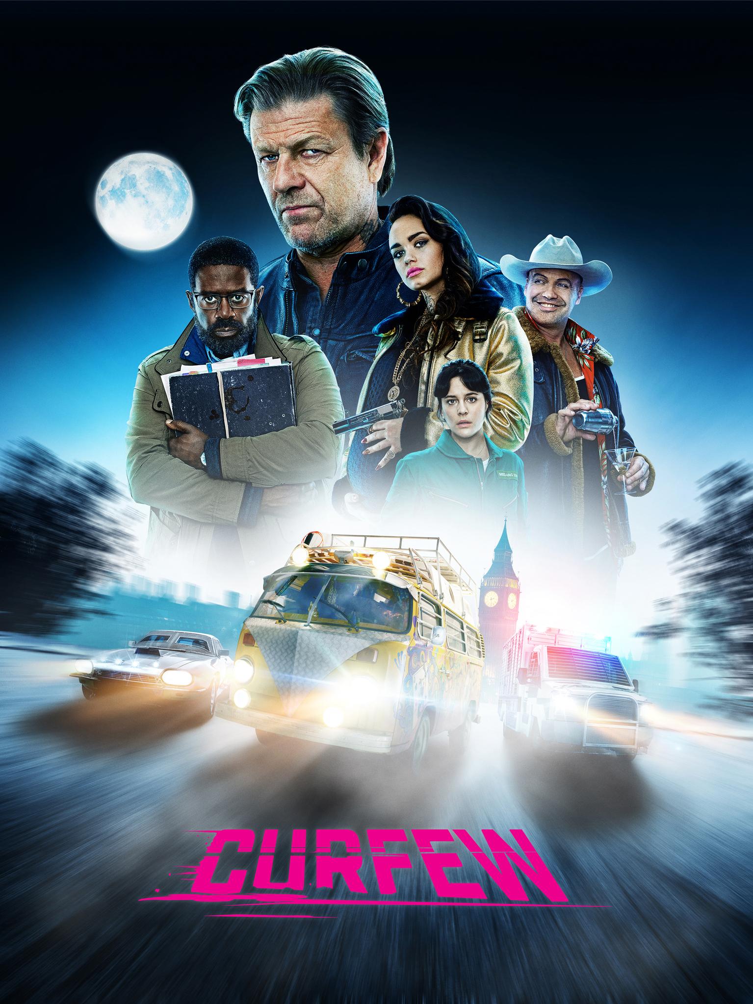 Curfew kapak