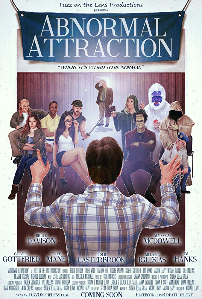 Abnormal Attraction kapak