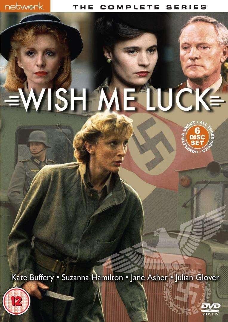 Wish Me Luck kapak