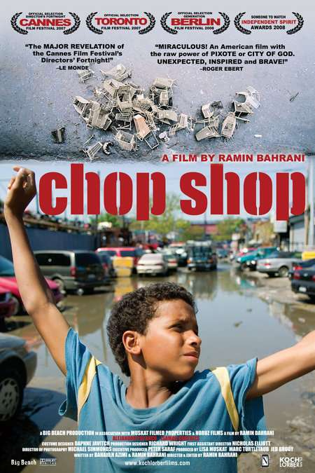 Chop Shop kapak