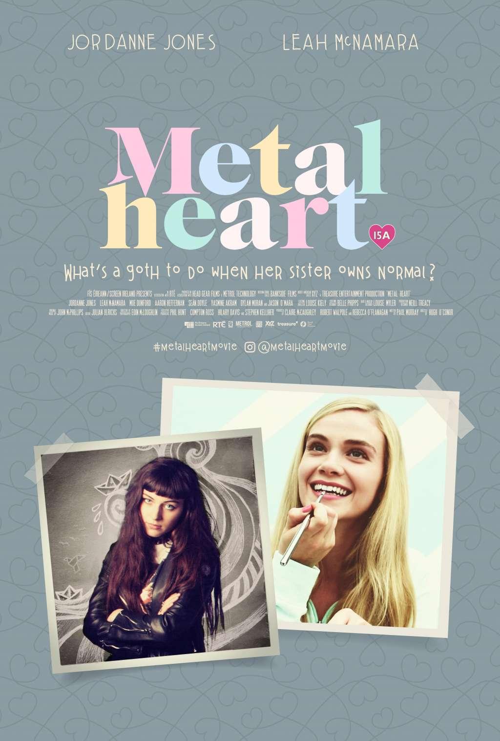 Metal Heart kapak