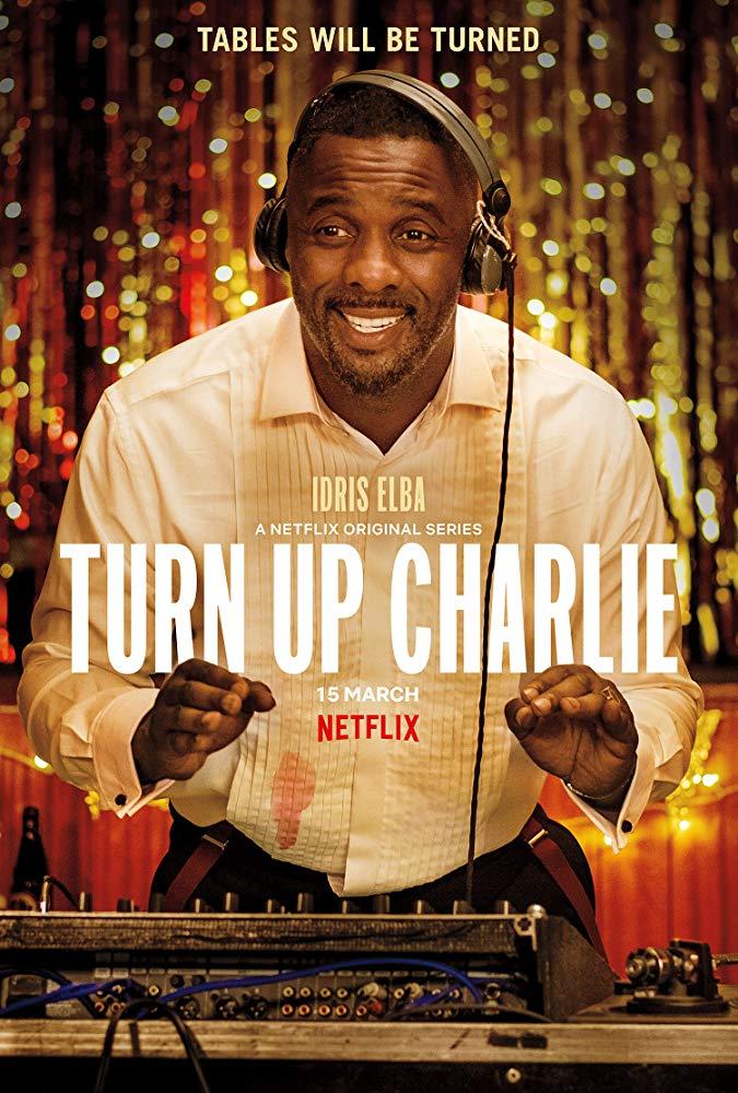 Turn Up Charlie kapak