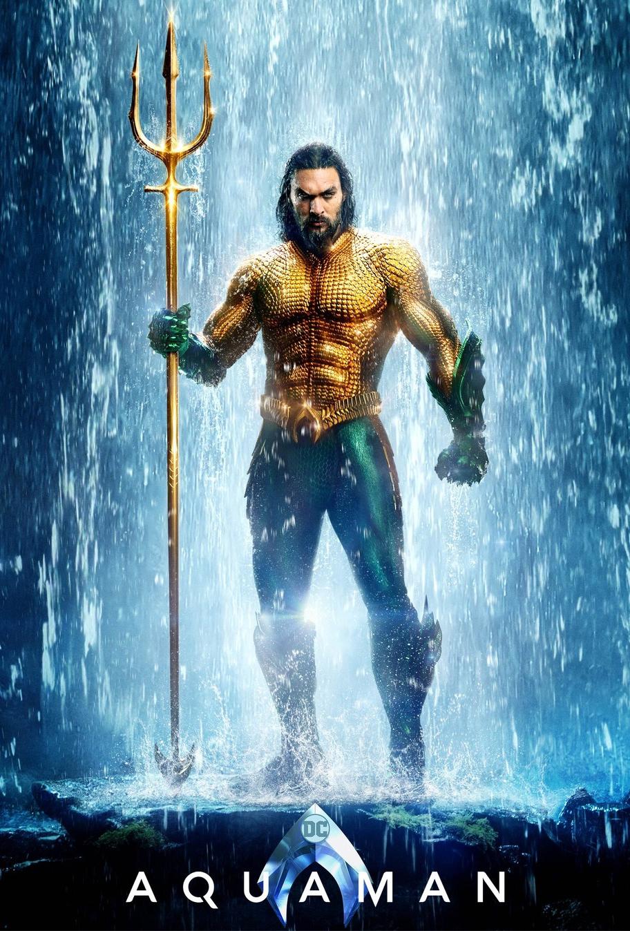 Aquaman and the Lost Kingdom kapak