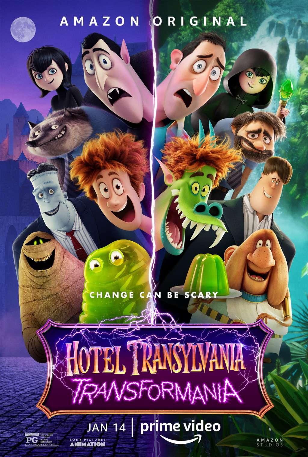 Hotel Transylvania: Transformania kapak