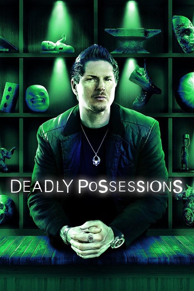 Deadly Possessions kapak