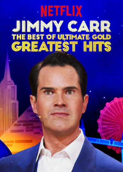 Jimmy Carr: The Best of Ultimate Gold Greatest Hits kapak