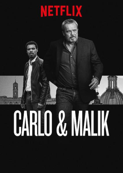 Carlo & Malik kapak