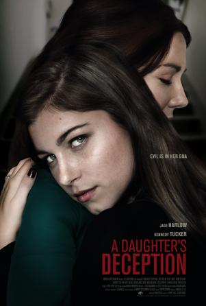 A Daughter's Deception kapak