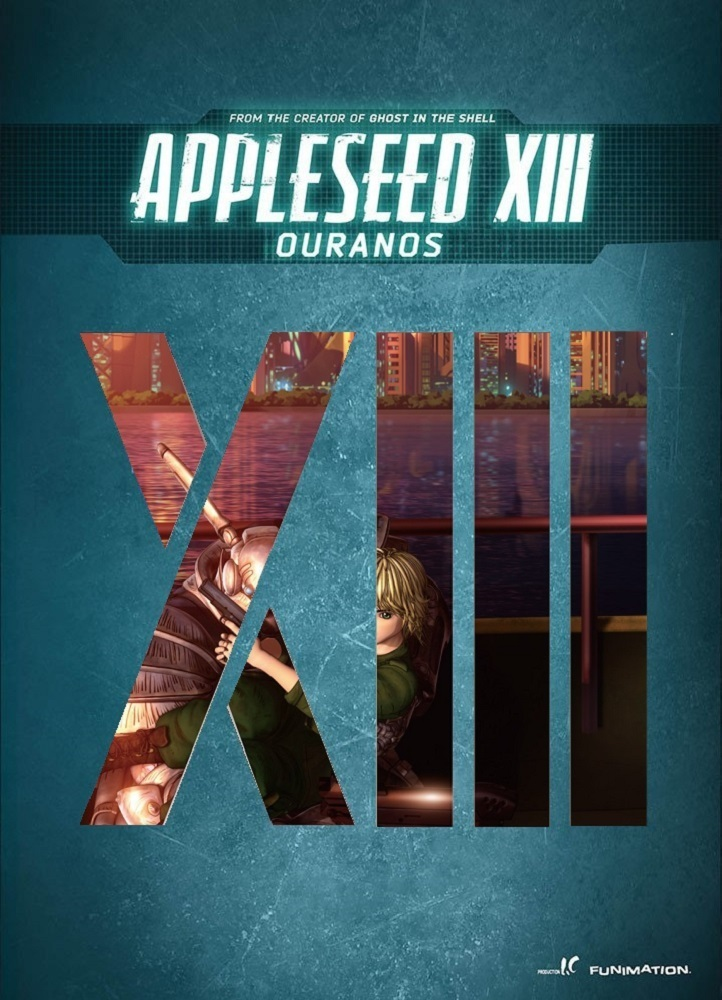 Appleseed XIII: Ouranos kapak
