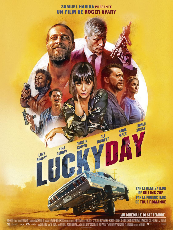 Lucky Day kapak