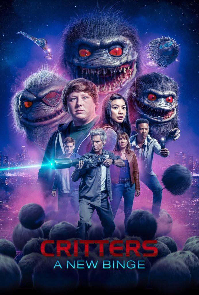 Critters: A New Binge kapak