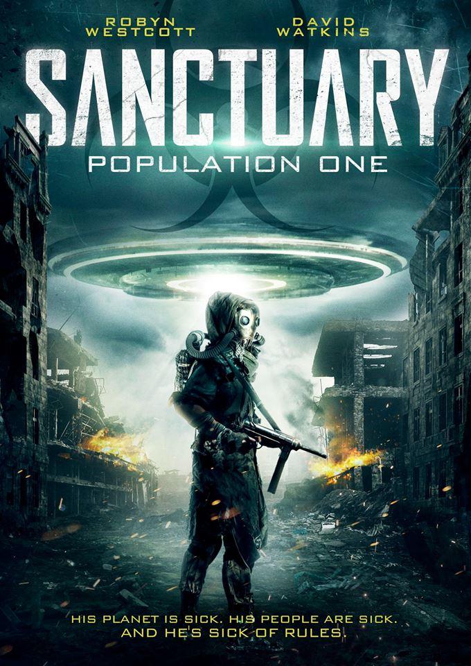Sanctuary Population One kapak