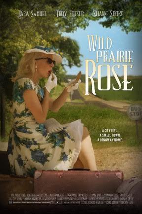 Wild Prairie Rose kapak