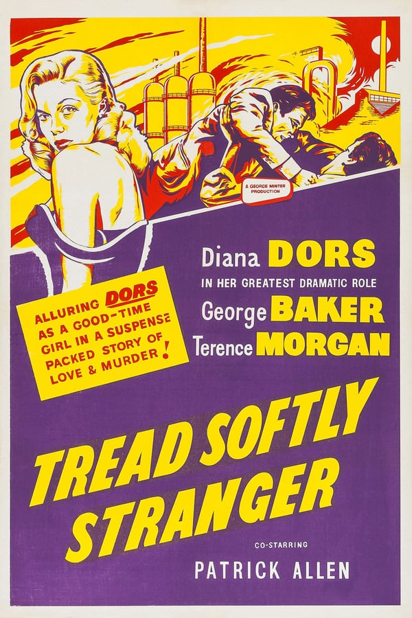 Tread Softly Stranger kapak