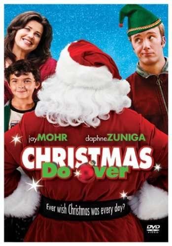 Christmas Do-Over kapak