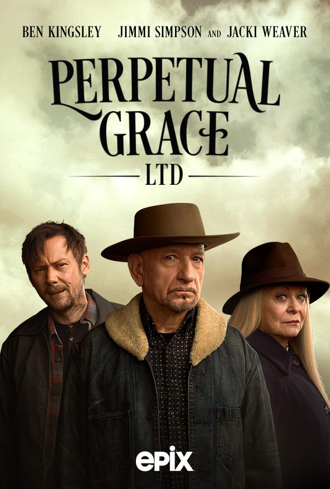 Perpetual Grace, LTD kapak