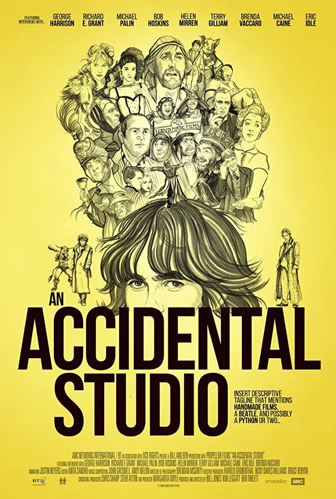 An Accidental Studio kapak