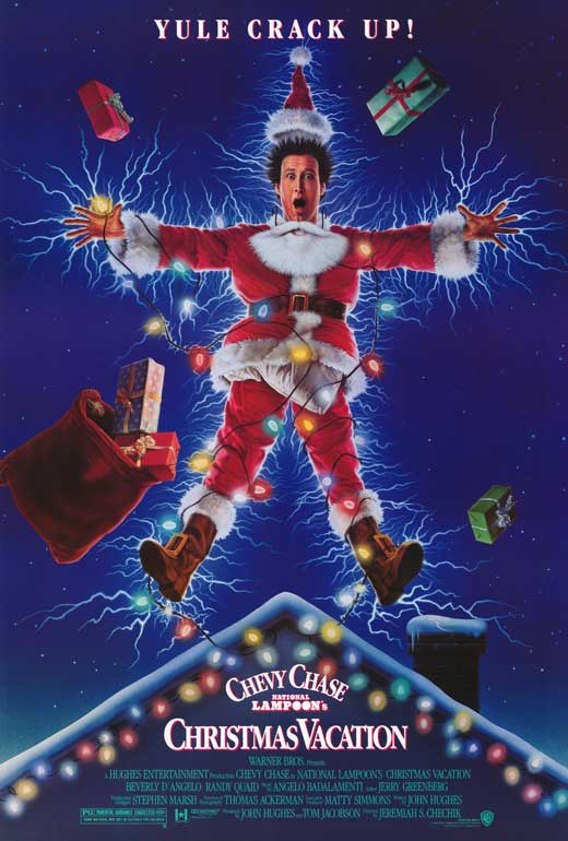 National Lampoon's Christmas Vacation kapak