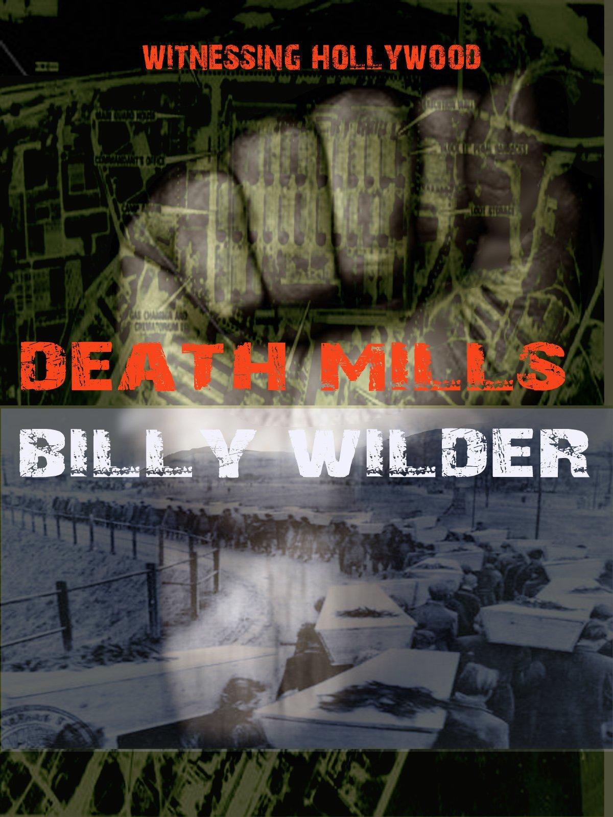 Death Mills kapak