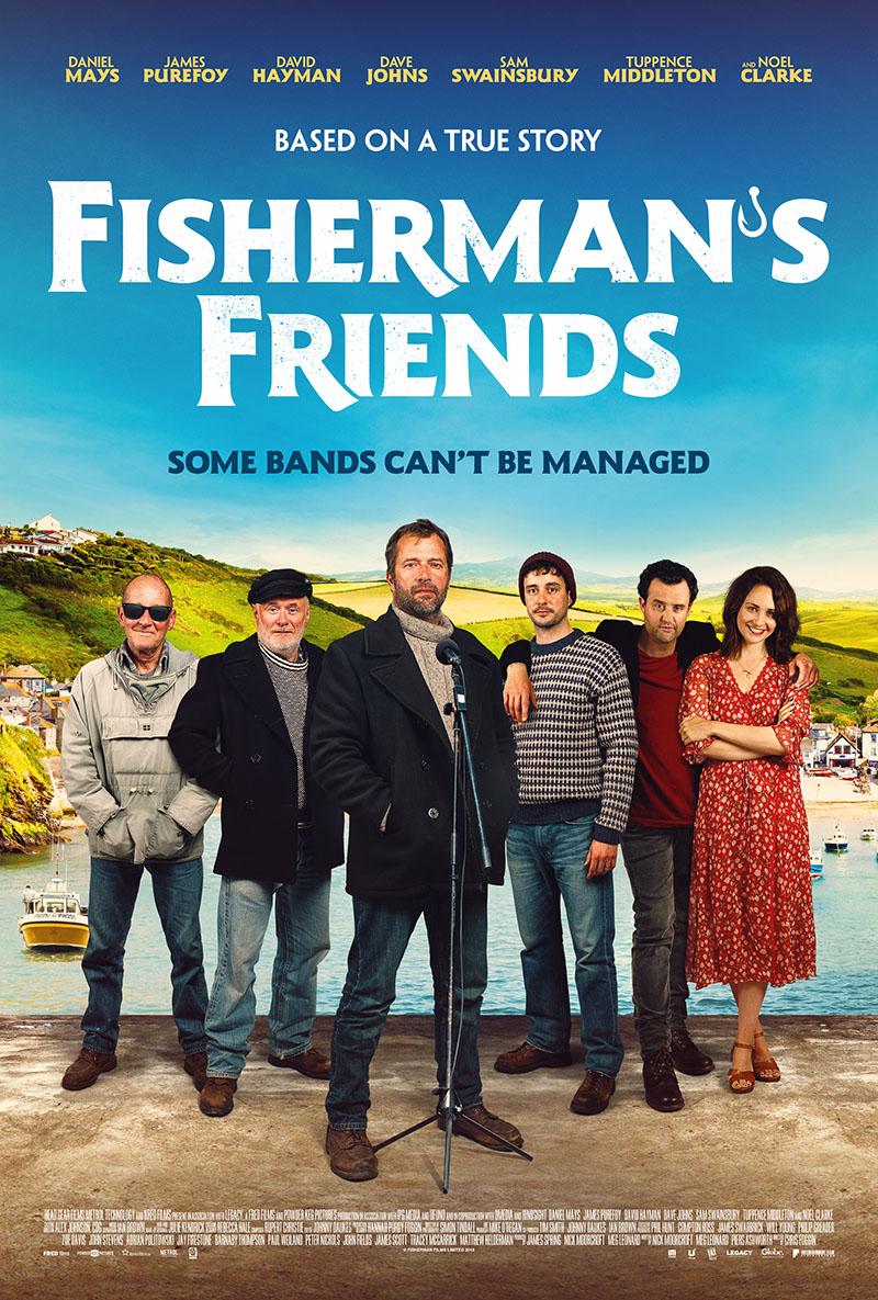 Fisherman's Friends kapak