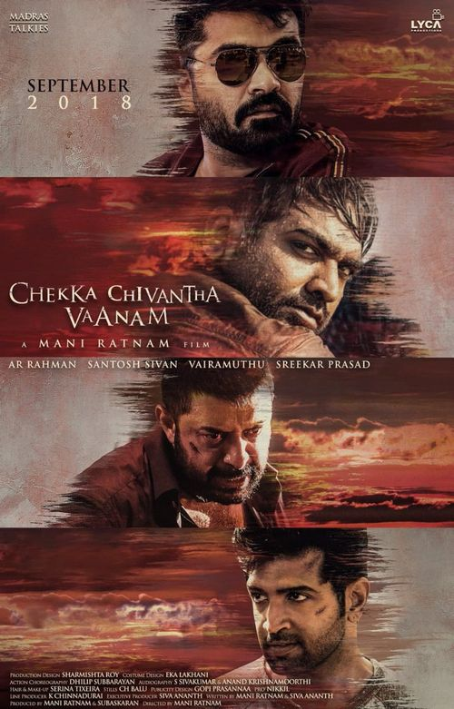 Chekka Chivantha Vaanam kapak
