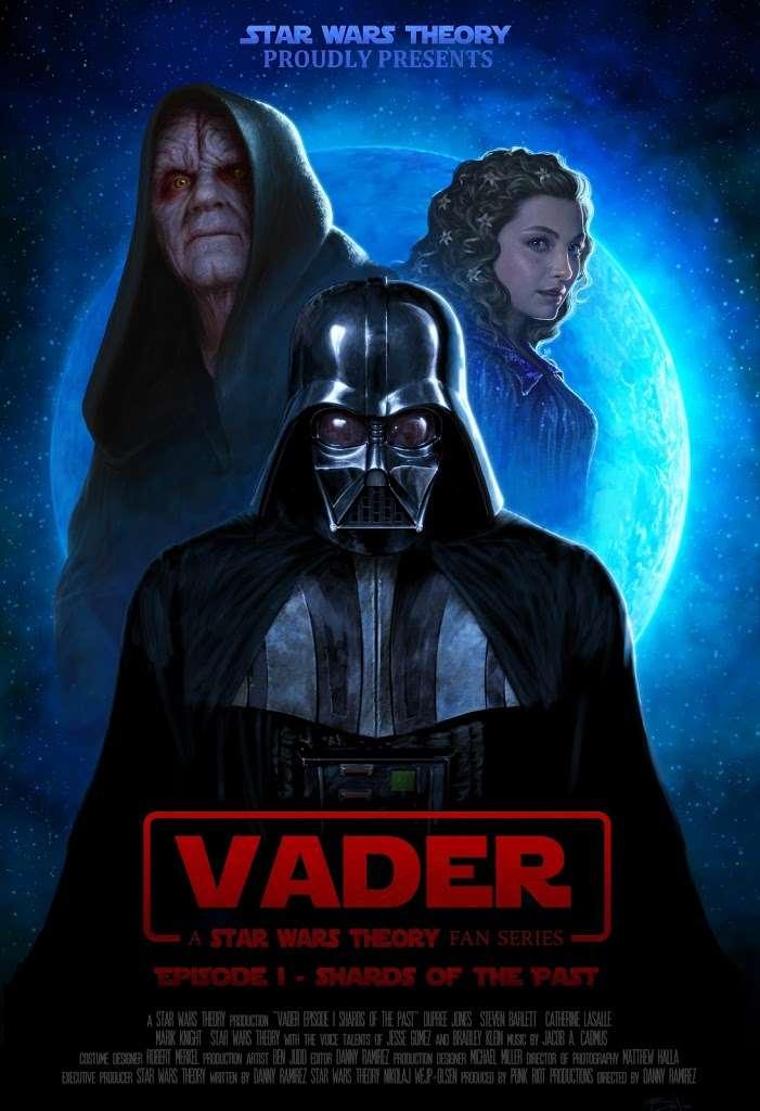 Vader: A Star Wars Theory Fan Series kapak