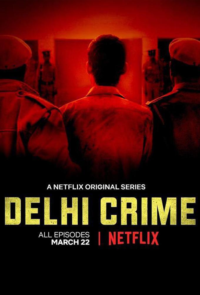 Delhi Crime kapak
