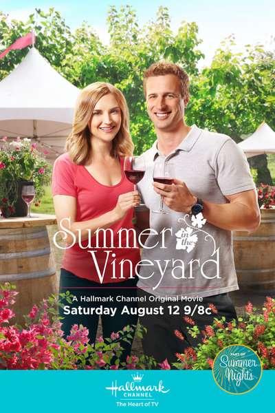 Summer in the Vineyard kapak