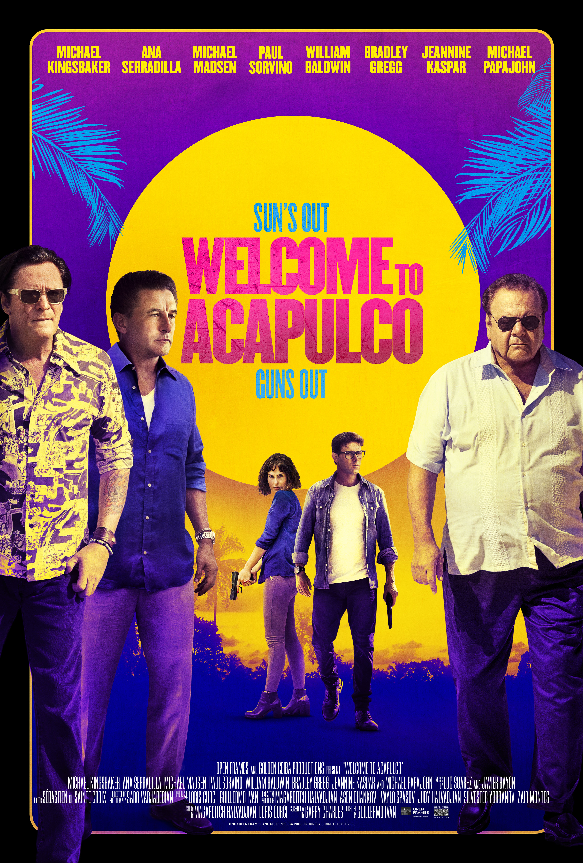 Welcome to Acapulco kapak