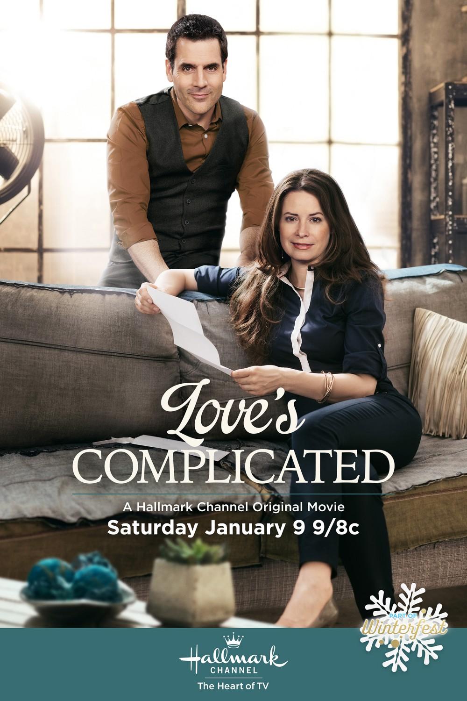 Love's Complicated kapak