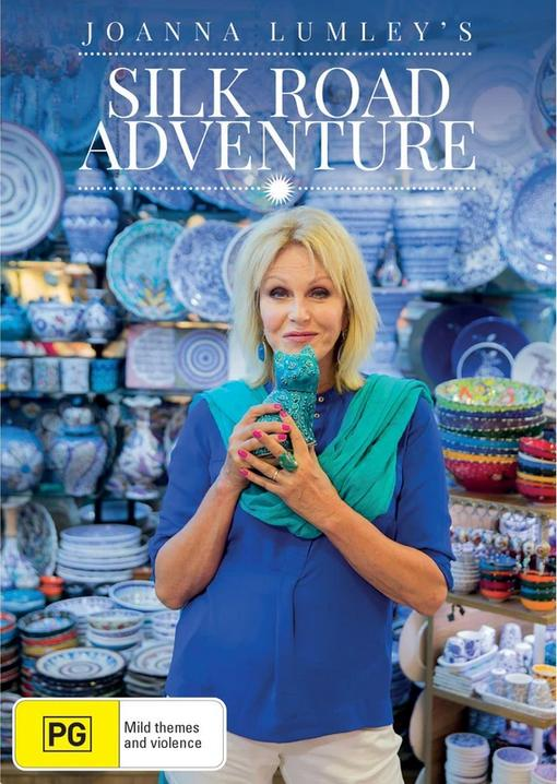 Joanna Lumley's Silk Road Adventure kapak