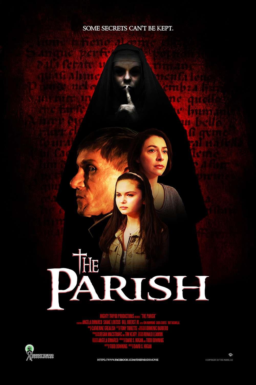 The Parish kapak