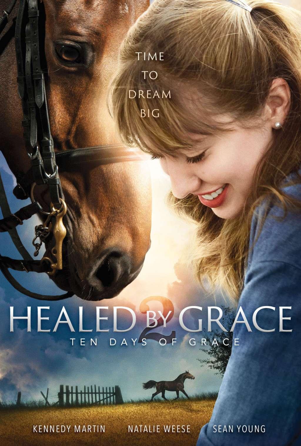 Healed By Grace 2 kapak