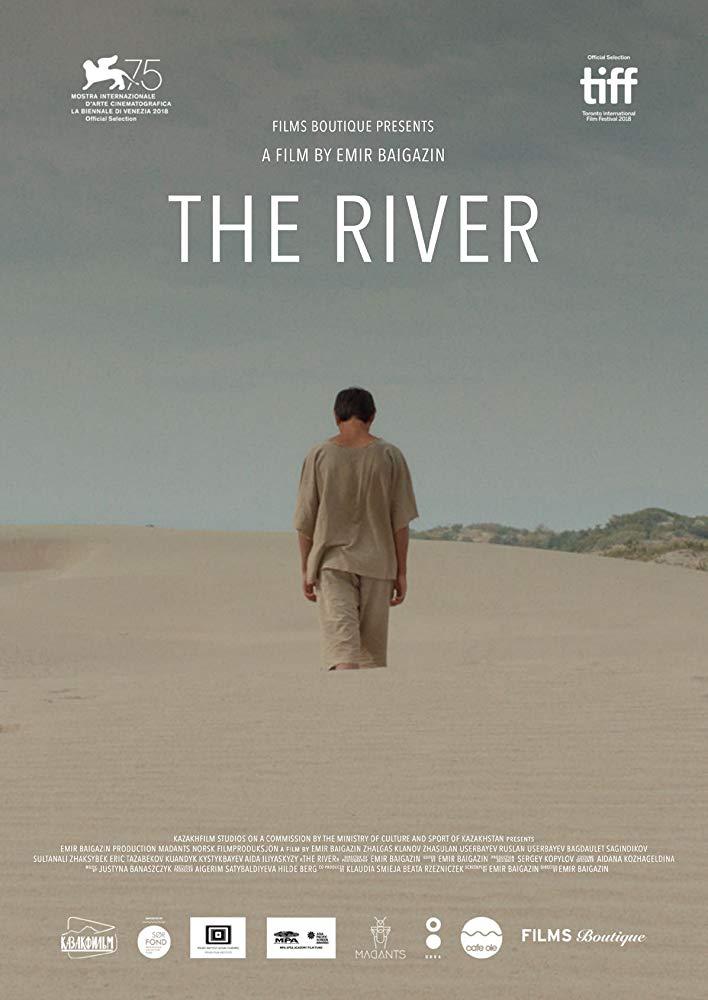 The River kapak