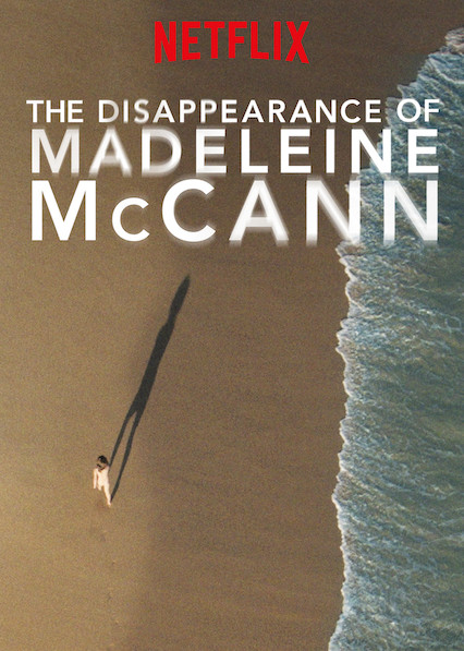 The Disappearance of Madeleine McCann kapak