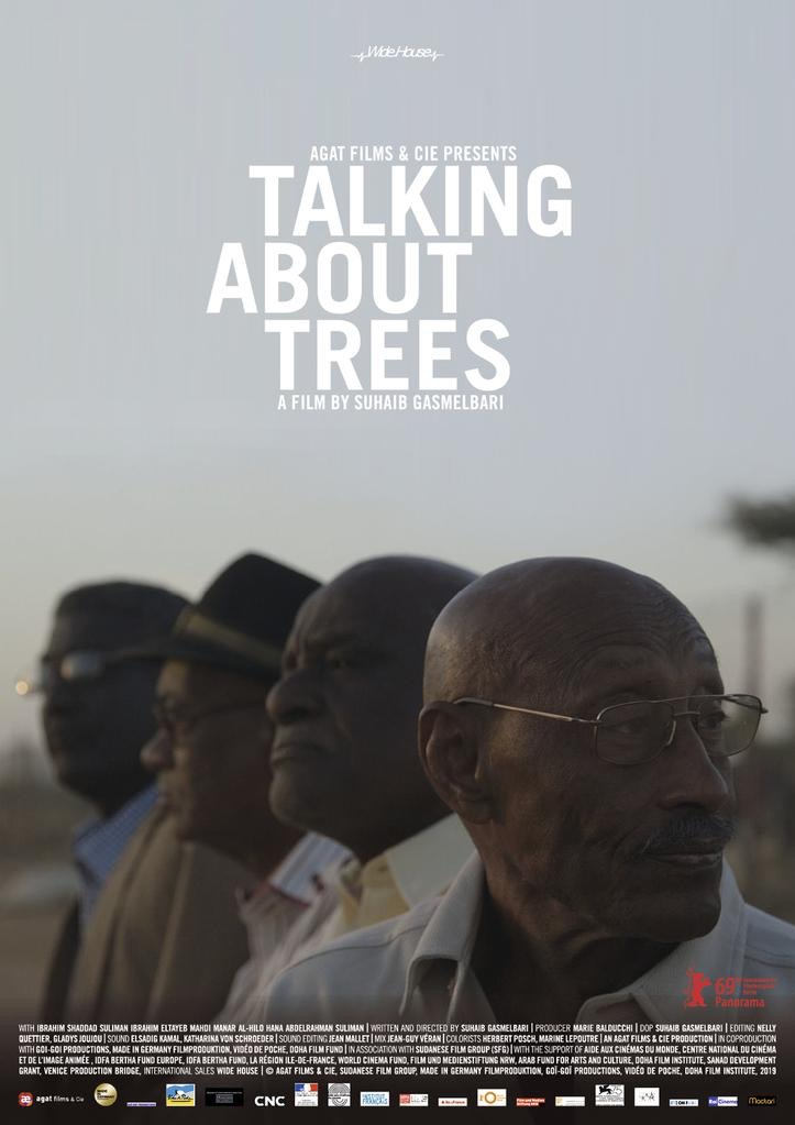Talking About Trees kapak