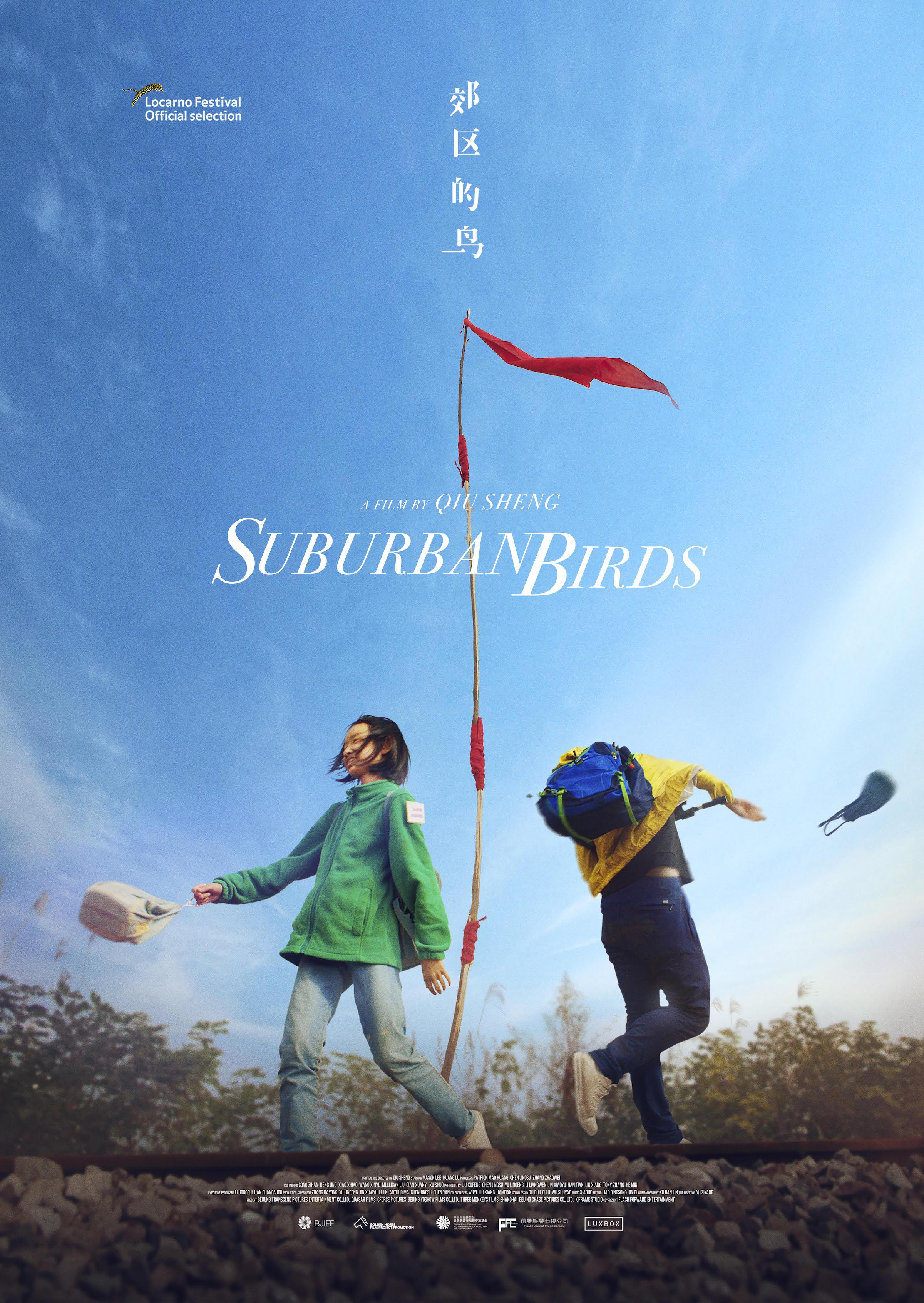 Suburban Birds kapak