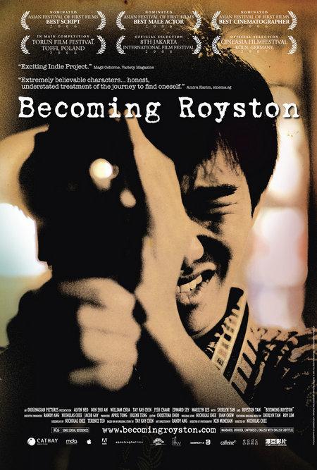 Becoming Royston kapak