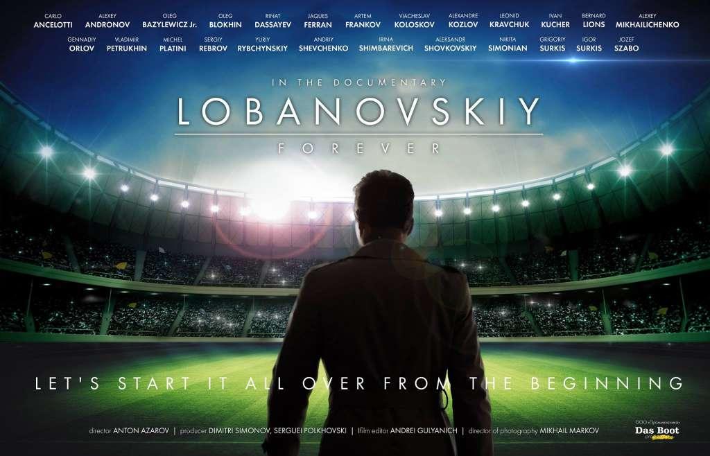 Lobanovskiy Forever kapak
