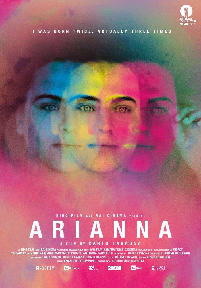 Arianna kapak