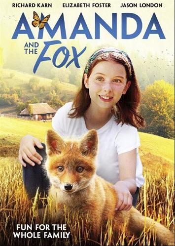 Amanda and the Fox kapak