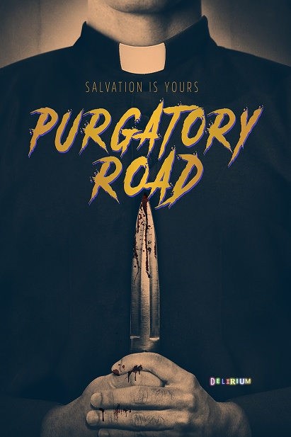 Purgatory Road kapak
