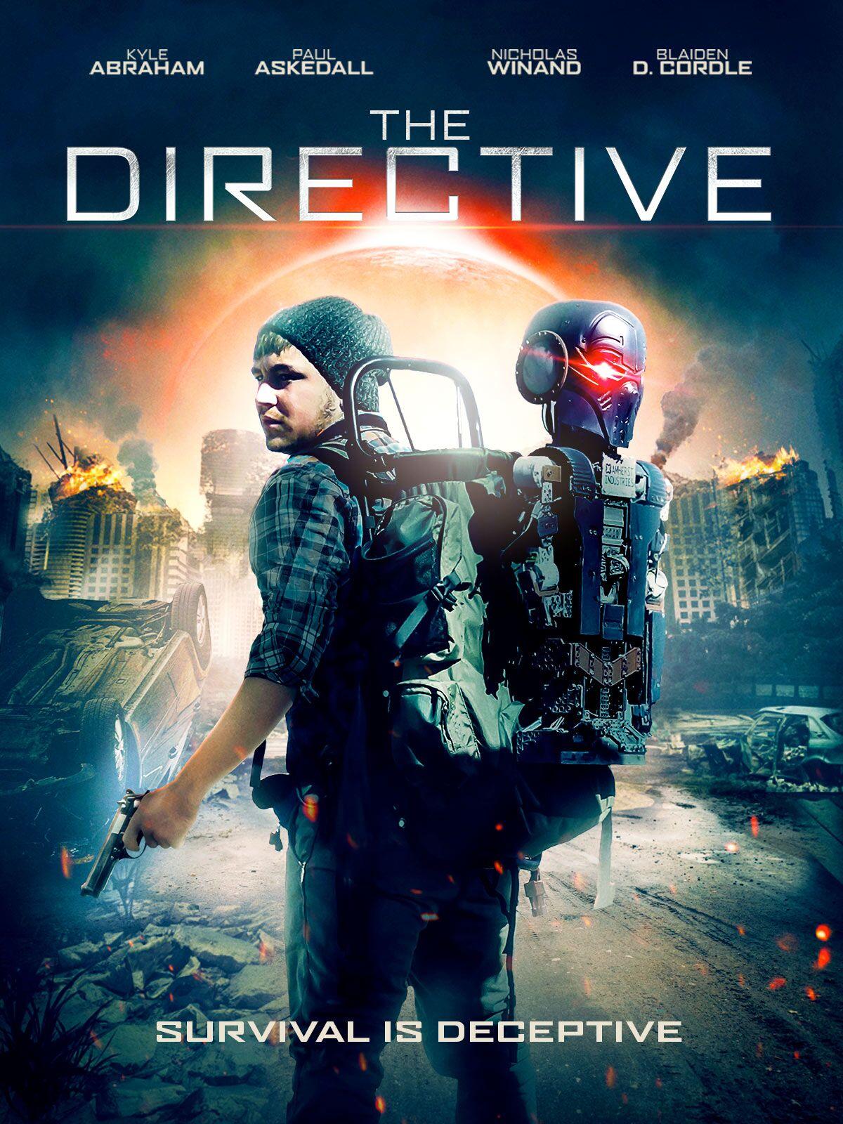 The Directive kapak