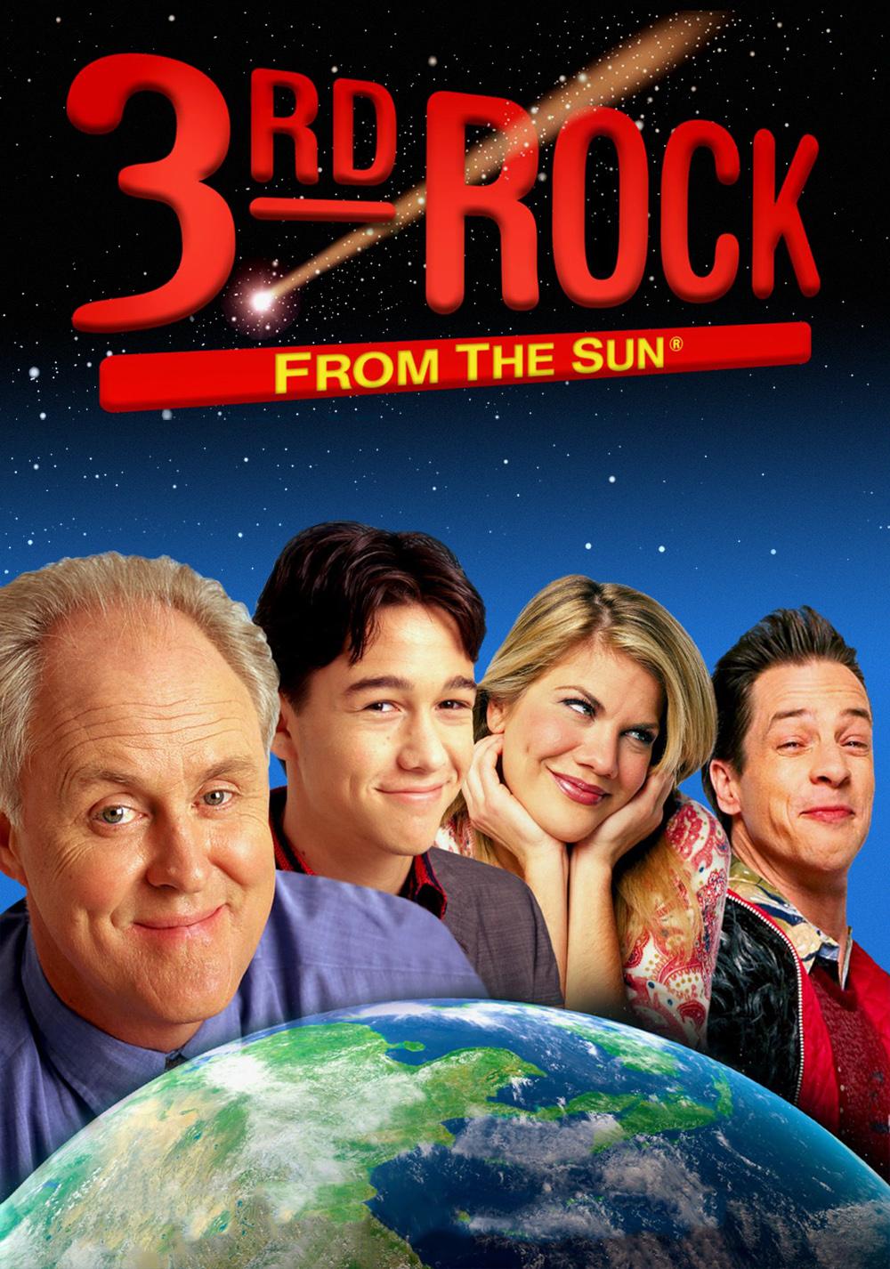 3rd Rock from the Sun kapak