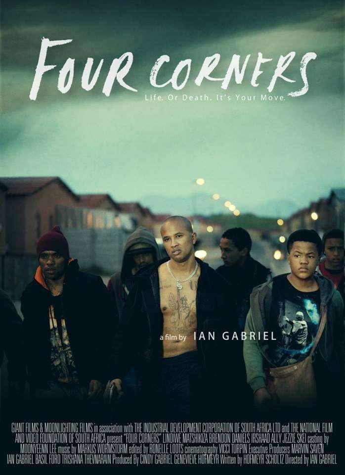Four Corners kapak