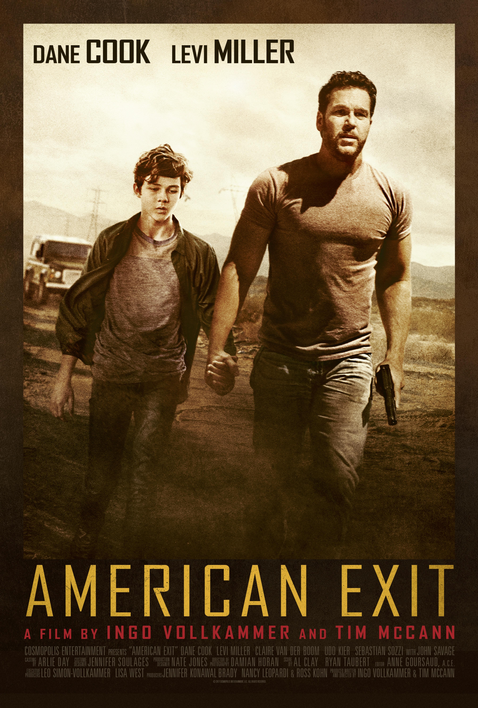 American Exit kapak
