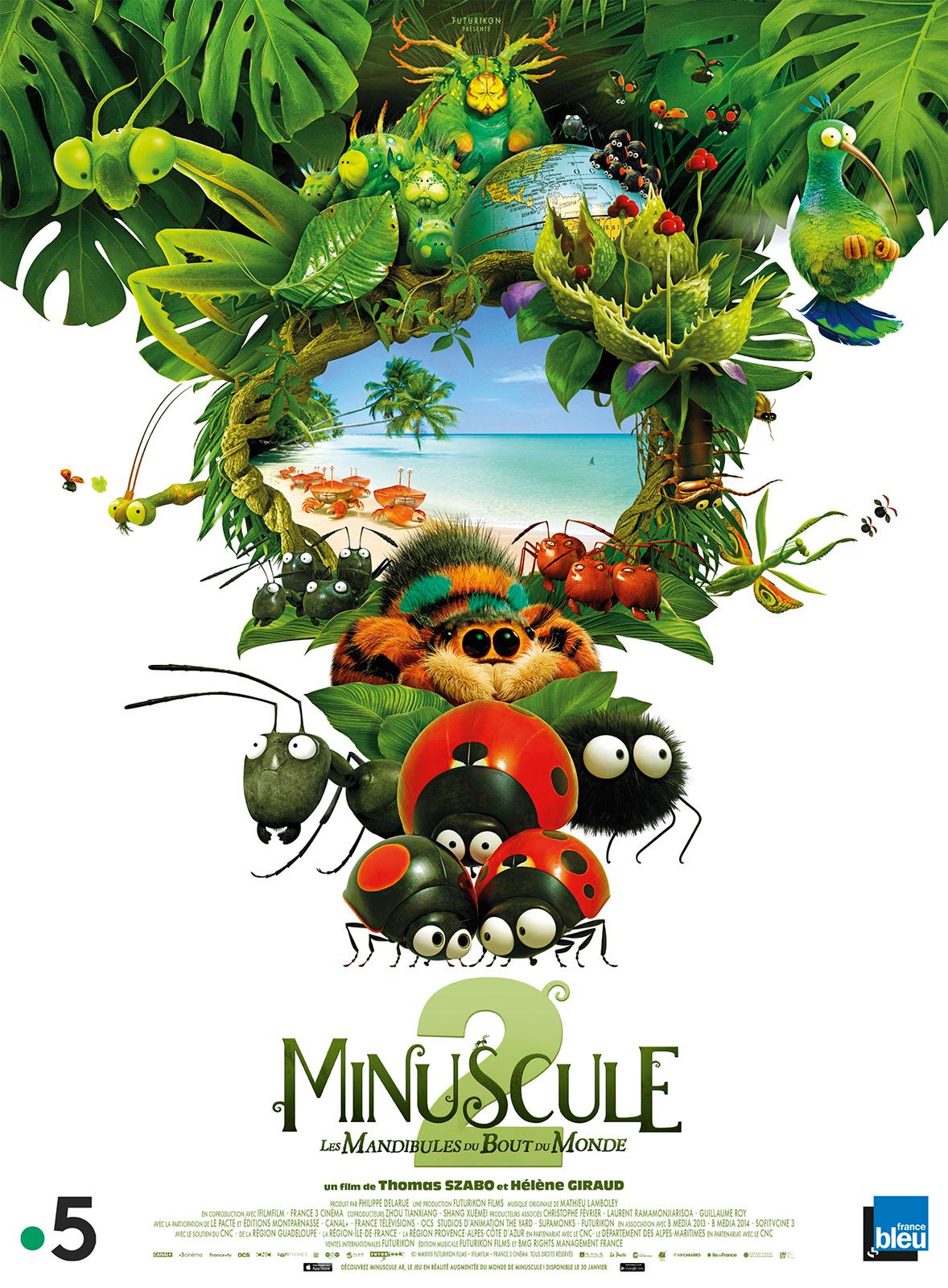 Minuscule - Mandibles from Far Away kapak