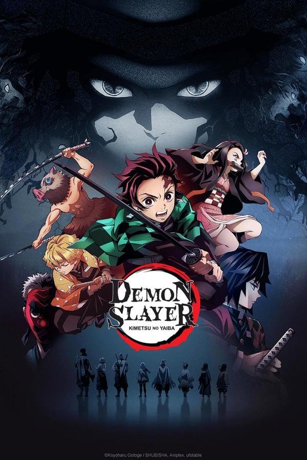 Demon Slayer: Kimetsu no Yaiba kapak