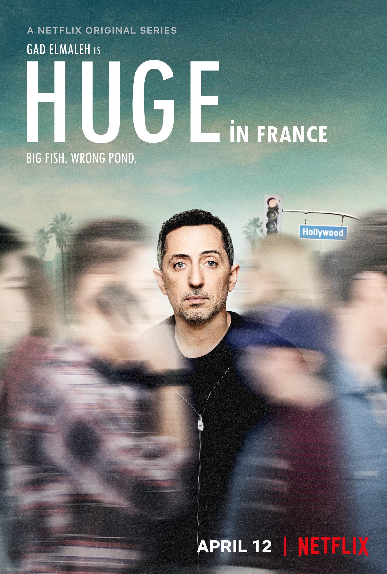Huge in France kapak